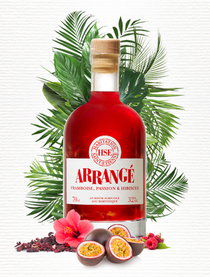 HSE Framboise, Passion & Hibiscus