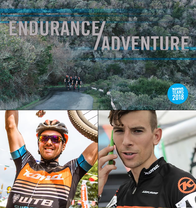 KONA ENDURANCE TEAM 2018