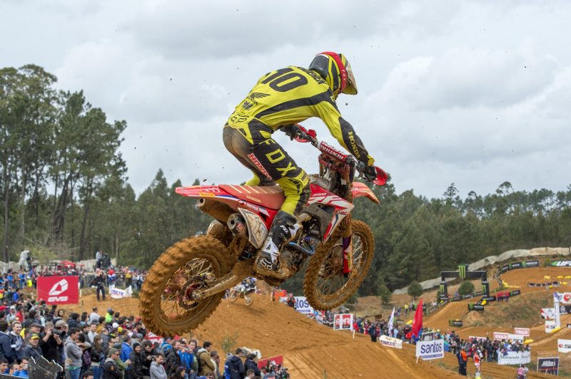 Vlaanderen finishes MXGP of Portugal on a high note