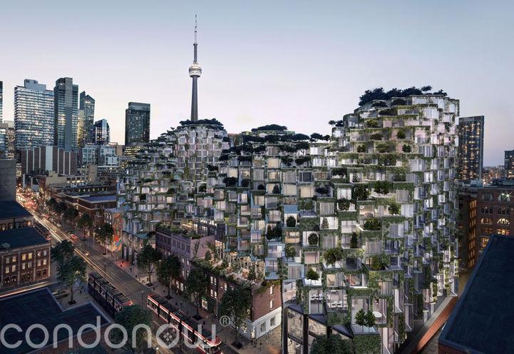 BIG King Toronto Condos