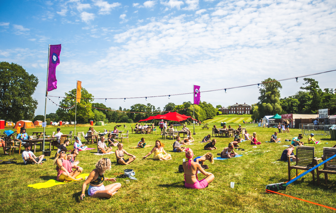 Shambala: The Camp Kin activity line up is here - there's still time to join us! 6