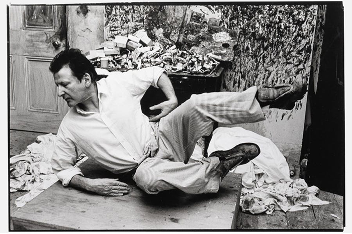 The man who got Lucian Freud to pose as a Henry Moore