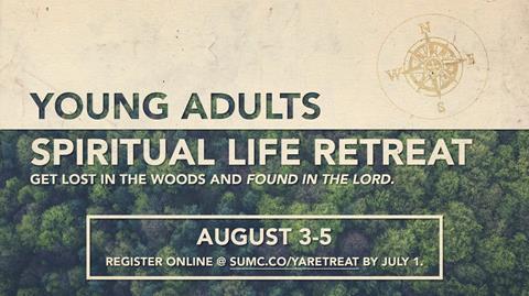 YA Spiritual Life Retreat