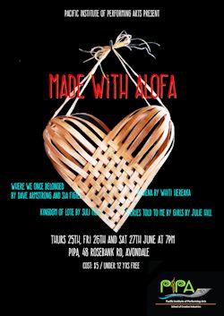 Alofa poster