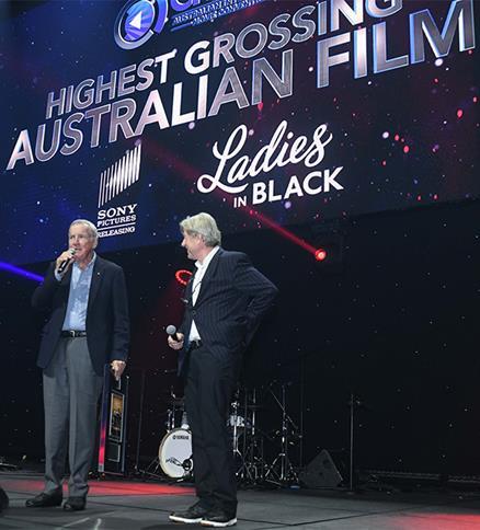 Highest Grossing Australian Film 'Ladies in Black'