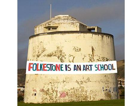 Image: Folkestone Triennial