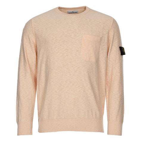 Stone Island Sweatshirt in Peach